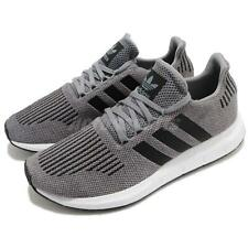 adidas Originals Swift Run Grey Black White Men Running Shoes Sneakers CQ2115