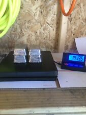 14lbs Clean Soft Lead Ingots. Casting Bullets Sinkers Jigs Weights Pipe