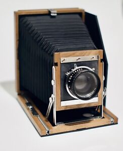 *EX* 8x10 Large Format Camera with Film Holders and More