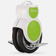 Airwheel Q6 Electric Self Balancing Scooter Unicycle Solowheel Dual Wheel Green