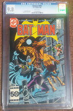 cgc 9.8 Batman #394 Doug Moench Paul Gulacy