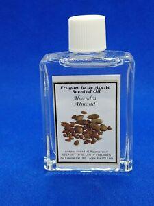 Almond oil  1 oz scented / Aciete de Almendra con Fragancia 1 oz