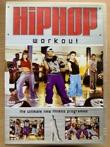 Hip Hop Workout 1 DVD Street Dance Exercise / Fitness Keep Fit Routine