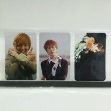 SHINee Japan Korea Official Photocard SET ONEW
