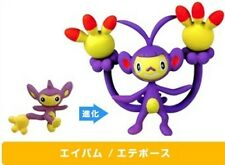 Tomy DP 15 1/40 Scale Real Pokemon Figure Zukan gashapon Aipom Ambipom