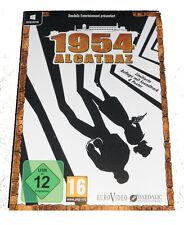 1954 Alcatraz PC Adventure Sonderedition mit Poster Soundtrack usw. NEUware