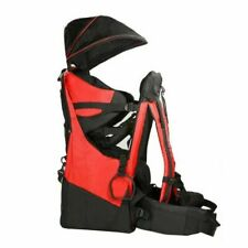 Clevr CRS600203 Deluxe Toddler Backpack - Red