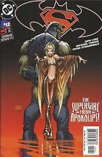 Dc Superman Batman comic issue 12