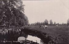BUNGAY(Suffolk) : River Waveney,Bungay RP-SMITH