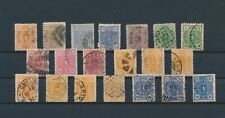 LM84145 Finland coat of arms classic stamps fine lot used