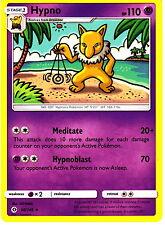 Hypno 60/149  Pokemon TCG Sun & Moon Single Card