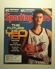 January 20 2003 The Sporting News  Yao Ming Houston Rockets