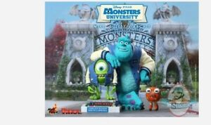 Monsters University Vinyl Collectible Set Mike Sulley Archie Hot Toys