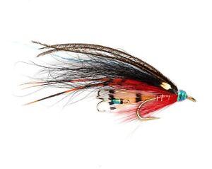 Sea Trout Flies, 2 Pack, Fulling Mill, Nightmare Alexandra, Nightmare Silver St.