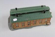 Z756 Arnold RAPIDO 0633 maquette train N assemblé depot locomotive remise 2 voie