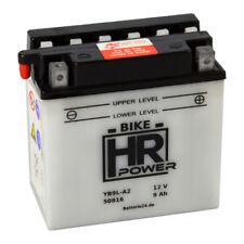 Motorradbatterie 12V 9Ah 50916 YB9L-A2 CB9L-A2 inkl. Säurepack *NEU*