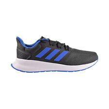 Adidas Runfalcon Men's Running Shoes Grey Six-True Blue G28730