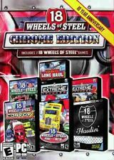 7 NEW PC 18 WHEELS OF STEEL Convoy+Haulin+Extreme Trucker+Long Haul+Pedal Metal+