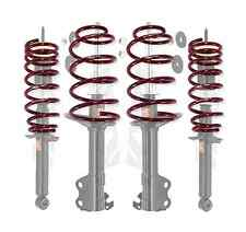 KYB 4 STRUTS SHOCKS & GERMAN LOWERING SPRINGS CHEVROLET CAMARO 6.2 V8 10 11 12