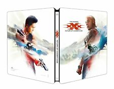 xXx: Return of Xander Cage SteelBook [Blu-ray] 2017 Italy Import *