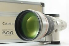 [Near Mint+++ in Original Case Hood] Canon EF 600mm F/4 L USM Lens From Japan 50