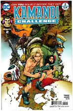 Kamandi Challenge #2 (2017) Neal Adams NM