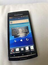 """Sony Ericsson Xperia Arc-mostrar 4.2"""" almacenamiento S - 8gb (sólo tres de red)"""