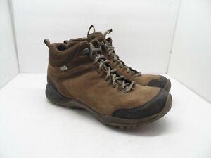 Merrell Women's Siren Traveller Q2 Mid Waterproof Hiking Boot Slate/Black 9.5M