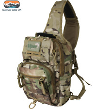 Viper Military Lazer Shoulder MOLLE Pack Operator Carry Bag 10L V-Cam Camouflage