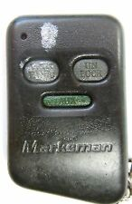 Keyless remote entry Marksman H50T08 MCRF3CD transmitter controller clicker fob