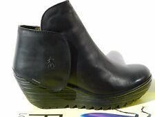 Fly London Yogi Chaussures Femme 41 Bottines Montantes Chelsea Bottes UK8 Neuf