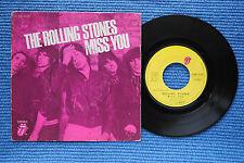 THE ROLLING STONES / SP PATHE MARCONI 2C 008 61201 / Pochette 3 / 1978 ( F )