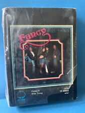 8 track - Fancy - Wild Thing (Sealed)