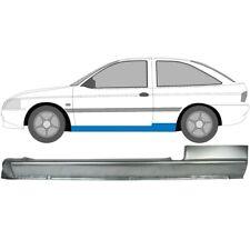 FORD ESCORT 1995-2000 3 DOOR FULL SILL REPAIR PANEL ROCKER PANEL / LEFT LH