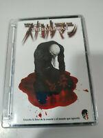 THE SKULL MAN 3 - DVD - EPISODIOS 10-13 MANGA Español Japones - AM