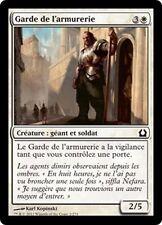MTG Magic RTR - (x4) Armory Guard/Garde de l'armurerie, French/VF