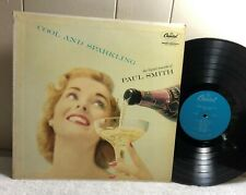 MY#160 LP Cocktail Music Liquid Sounds Of Paul Smith Cool And Sparkling