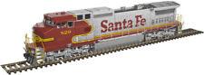 Atlas HO Scale 10002307 Santa Fe Dash 8-40CW Diesel Locomotive W/ DCC Sound