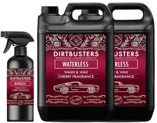 Premium Cherry Waterless Car Wash and Wax Cleaner 10.5 Litre