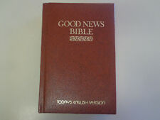 Good News Bible Today's English Version Thomas Nelson 1976 Padded 342 BR