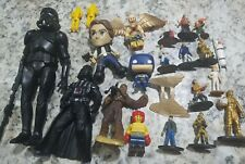 Figure Lot Star Wars, Minifigures, Funko Applause More Dc batman boxer