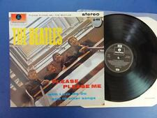 THE BEATLES  PLEASE PLEASE ME Parl 2 EMI Box UK LP EX/EX