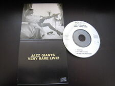 Jazz Giants Japan Promo only 3 inch CD Single Bill Evans Lafaro Miles Davis