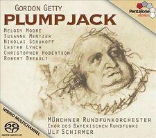 Plump Jack, G. Getty, New Super Audio CD - DSD