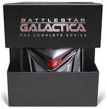 Battlestar Galactica: The Complete Series [Blu-ray], Very Good DVD, Tahmoh Penik