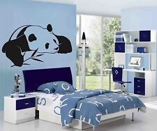GIANT PANDA Wall Art Sticker, Decal, Mural, 3 x Sizes available, stylish design