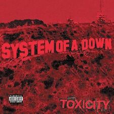 System of a Down : Toxicity (Limited Edition Including Bonus CD-Rom) (2CDs)