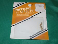 Plastic Parts Precision Scale #32043 Out Board Hooks 11 Hooks in Pkg