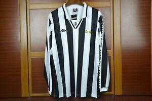 Maglia Jersey Juventus Home 1996/97 COPPA INTERCONTINENTALE TOYOTA CUP DEL PIERO