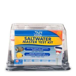 API Master Saltwater Marine Aquarium Test Kit 550+ Tests EXP2024